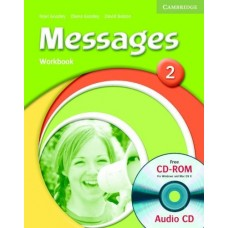 Messages 2 Workbook + Audio CD