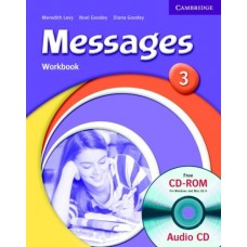 Messages 3 Workbook + Audio CD