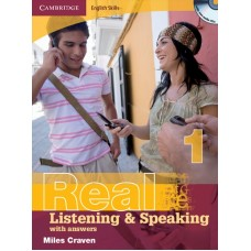 Cambridge English Skills Real Listening and Speaking 1 with Answers + Audio CD