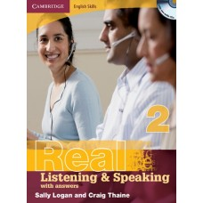 Cambridge English Skills Real Listening and Speaking 2 with Answers + Audio CD