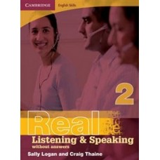 Cambridge English Skills Real Listening and Speaking 2 without Answers