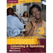 Cambridge English Skills Real Listening and Speaking 3 with Answers + Audio CD