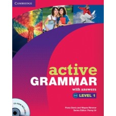 Active Grammar Level 1 with Answers + CD-ROM