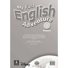 My First English Adventure 1 Posters