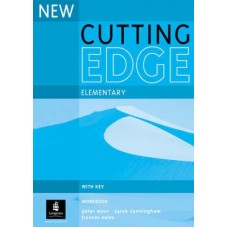 New Cutting Edge Elementary Workbook + key