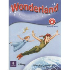 Wonderland Junior A Activity Book