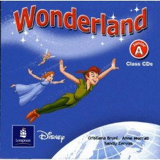 Wonderland Junior A Class Audio CDs