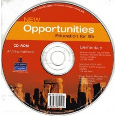 New Opportunities Elementary CD-ROM