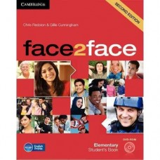 face2face (2nd edition) Elementary Student's Book + DVD-ROM