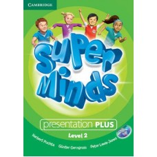 Super Minds Level 2 Presentation Plus DVD-ROM