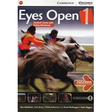 Eyes Open Level 1 Student's Book + Online Workbook + Online Practice