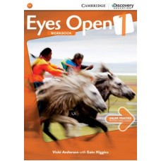 Eyes Open Level 1 Workbook + Online Practice
