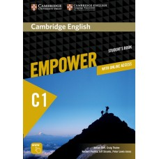 Cambridge English Empower Advanced Student's Book + Online Assessment and Practice + Online Workbook