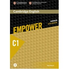 Cambridge English Empower Advanced Workbook with Answers + Online Audio