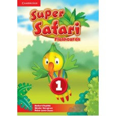 Super Safari Level 1 Flashcards