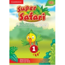 Super Safari Level 1 Presentation Plus DVD-ROM