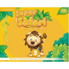 Super Safari Level 2 Teacher's Book