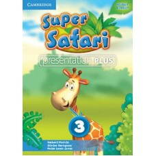 Super Safari Level 3 Presentation Plus DVD-ROM