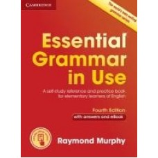 Essential Grammar in Use (4th edition) with Answers + Interactive eBook