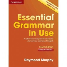 Essential Grammar in Use (4th edition) without Answers