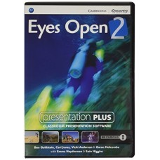 Eyes Open Level 2 Presentation Plus DVD-ROM