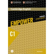 Cambridge English Empower Advanced Workbook without Answers + Online Audio