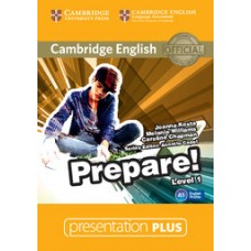 Prepare! Level 1 Presentation Plus DVD-ROM