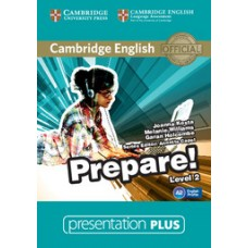 Prepare! Level 2 Presentation Plus DVD-ROM