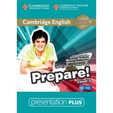 Prepare! Level 3 Presentation Plus DVD-ROM