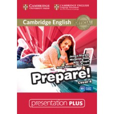 Prepare! Level 4 Presentation Plus DVD-ROM