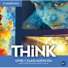 Think Level 1 Class Audio CDs