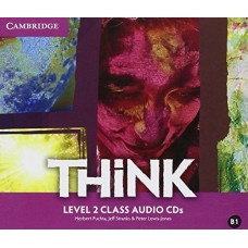 Think Level 2 Class Audio CDs