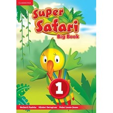 Super Safari Level 1 Big Book