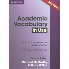 Academic Vocabulary in Use (2nd) with Answers