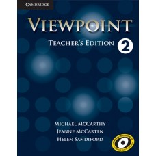 Viewpoint Level 2 Teacher's Edition + Assessment Audio CD/CD-ROM