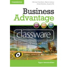 Business Advantage Upper-intermediate Classware DVD-ROM