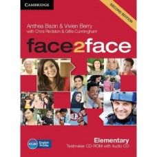 face2face (2nd edition) Elementary Testmaker CD-ROM + Audio CD