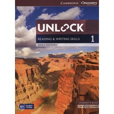 Unlock Level 1 Reading and Writing Skills Student's Book + Online Workbook