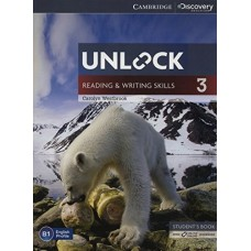 Unlock Level 3 Reading and Writing Skills Student's Book + Online Workbook
