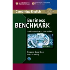 Business Benchmark (2nd) Pre-intermediate to Intermediate BULATS and Business Preliminary Personal Study Book