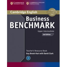 Business Benchmark (2nd) Upper-Intermediate BULATS and Business Vantage Teacher's Resource Book