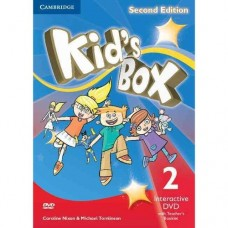 Kid's Box (2nd) Level 2 Interactive DVD + Teacher's Booklet