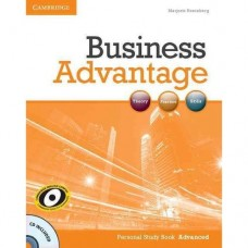 Business Advantage Advanced Personal Study Book + Audio CD
