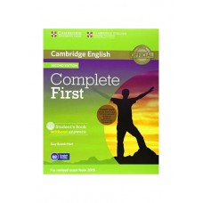 Complete First (2nd) Student's Pack (Student's Book without Answers + Workbook without Answers + Audio CD)