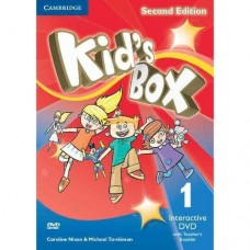 Kid's Box (2nd) Level 1 Interactive DVD + Teacher's Booklet