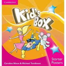 Kid's Box (2nd) Starter Posters