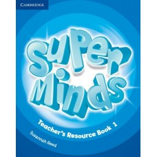 Super Minds Level 1 Teacher's Resource Book + Audio CD