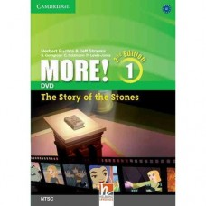 More! (2nd edition) Level 1 DVD