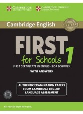 CAMBRIDGE ENGLISH FOR EXAMS