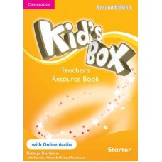 Kid's Box (2nd) Starter Teacher's Resource Book + Online Audio
